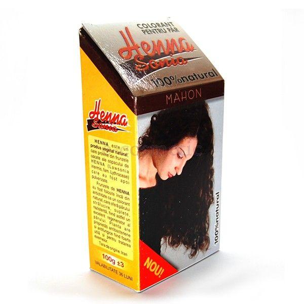 Vopsea Par Mahon 100g Sonia Premium Drnaturisro