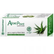 Gel Aloe vera & Argint coloidal 20ml Vivanatura