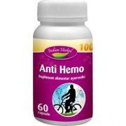 Anti hemo 60cps Indian Herbal
