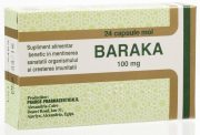 Baraka 100mg 24cps Pharco