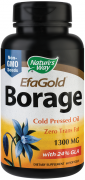 Borage Efagold 1300Mg 60Cps Secom