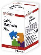 Calciu Magneziu Zinc 30cps Farmaclass