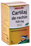 Cartilaj de Rechin 740mg 30cps Walmark