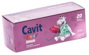 Cavit Junior Imunitate 20cpr Biofarm