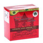 Ceai antiadipos ginseng 30dz Yong Kang co&co