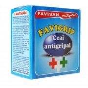 Ceai Favigrip Antigripal 50g Favisan