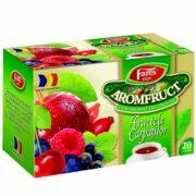 Ceai Fructele Carpatilor Aromofruct 20dz Fares