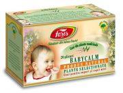 Ceai Babycalm eco 20 dz Fares