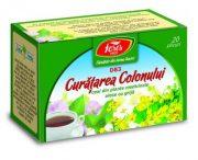 Ceai Curatarea Colonului 20dz Fares