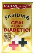 Ceai Favidiab 20dz Favisan