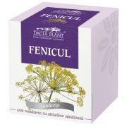 Ceai Fenicul vrac 50gr Dacia plant