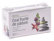 Ceai fructe padure 20dz Alevia