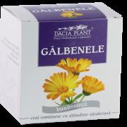 Ceai Galbenele vrac 50g Dacia Plant
