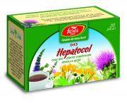 Ceai Hepatocol 20dz Fares
