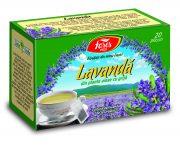 Ceai Lavanda 20dz Fares