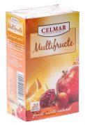 Ceai Multifruct 20dz Celmar