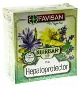 Ceai Nutrisan Hepatoprotector 50g Favisan