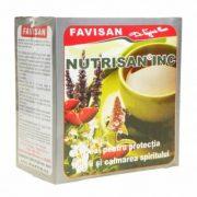Ceai Nutrisan Protectia Inimii 50g Favisan