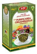 Ceai purificarea organismului 50gr Fares