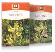 Ceai Sulfina Iarba 50g Stefmar