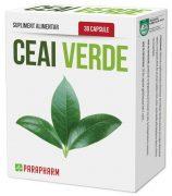 Ceai Verde 30cps Quantum Pharm