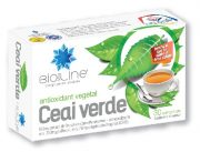 Ceai Verde 500mg 30cpr Helcor