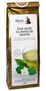 Ceai Verde cu Aroma de Iasomie 50g Alevia