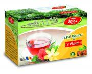 Ceaiul 7 Plante Ceaiurile Lumii 20 dz Fares