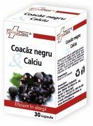 Coacaz Negru Calciu 30cps Farmaclass