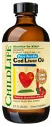 Cod Liver Oil 237Ml (pentru Copii) Secom