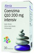 Coenzima Q10 200mg Intensiv 30cpr Alevia