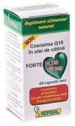 Coenzima Q10 in Ulei de Catina Forte Plus 60mg 30cps Hofigal