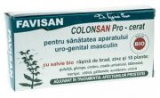 Colonsan Pro Cerat Supozitoare 10x1.9g Favisan