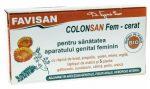 Colonsan Fem Cerat Supozitoare 10x1.9gr Favisan