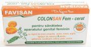 Colonsan Sex Supozitoare 10x1.9gr Favisan
