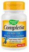 Completia Diabetic 30Cpr Secom