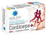 Cordiceps Plus 30cpr Helcor