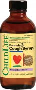 Cough syrup formula 3 118ml Secom
