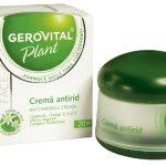 Crema antirid 50ml Gerovital Plant
