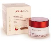 Crema Antirid Mineralizanta SPF15 50ml Aslavital