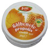 Crema galbenele si propolis 20gr Fares