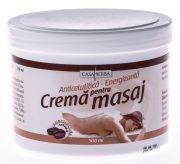 Crema Masaj anticelulitic Cofeina 500ml Casa Herba
