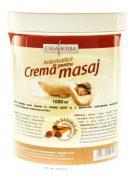 Crema Masaj anticelulitic Scortisoara 1000ml Casa Herba