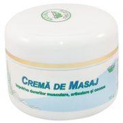 Crema Masaj pentru Dureri Musculare, Articulare si Osoase 50Gr Abemar Med