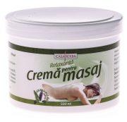 Crema Masaj Relaxanta Salvie 500ml Casa Herba