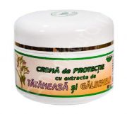 Crema Protectie Tataneasa si Galbenele 50Gr Abemar Med