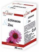Echinacea si Zinc 30cps Farmaclass
