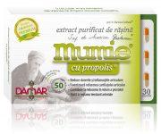 Extract purificat de rasina Mumie cu propolis 60tb Damar