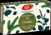 Farebil, 30 Capsule Moi Fares