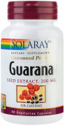 Guarana 200Mg 60Cps Secom